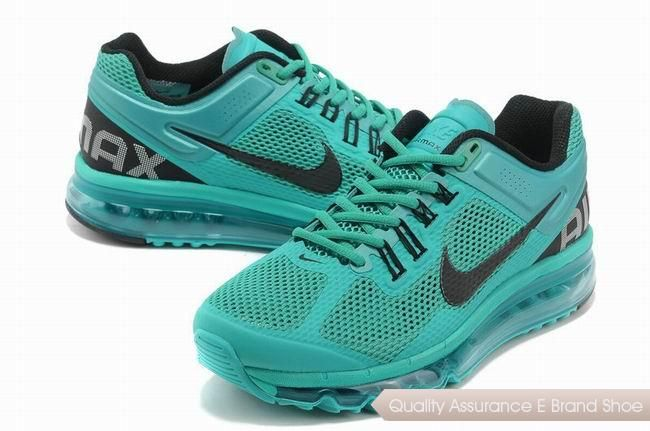 newest 19371 3ff47 nike air max 2013 unisex green red sneakers p 2076   Stuff to Buy ...