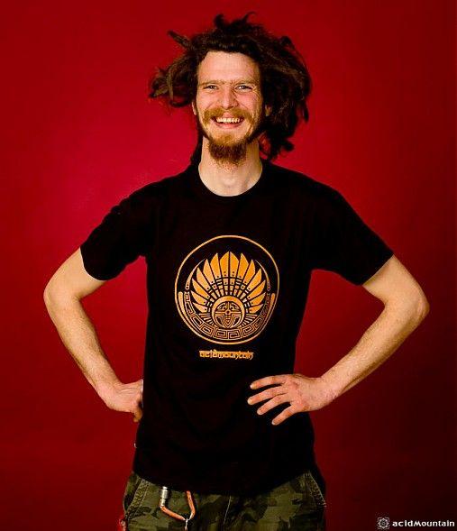 acidMountain / .Silbury T-shirt
