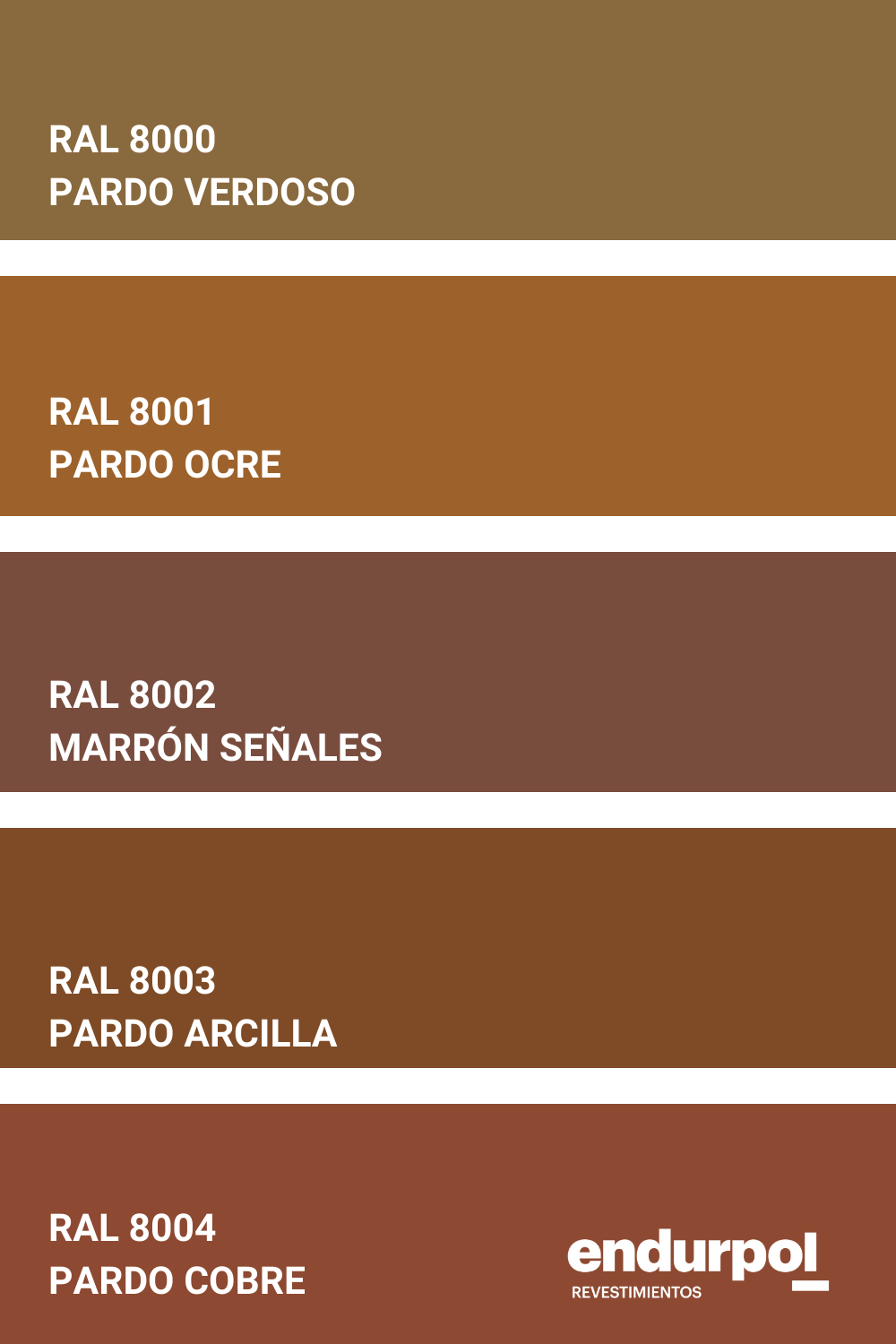 Crear Color Marron