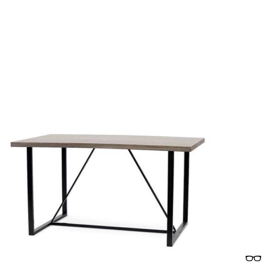 New  Industrial Dining Table Up At Kmartaus Online$69 Awesome Kmart Dining Room Set Design Inspiration