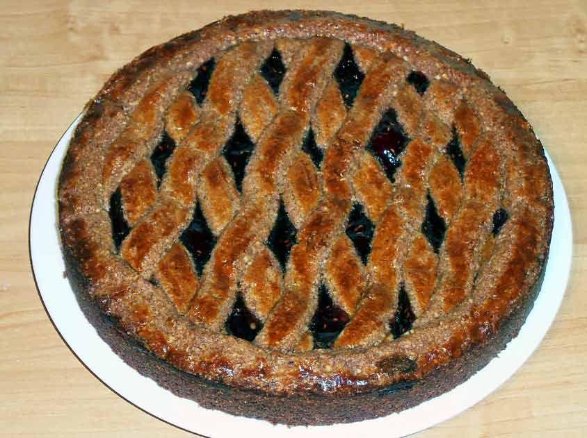 Oetker linzer torte