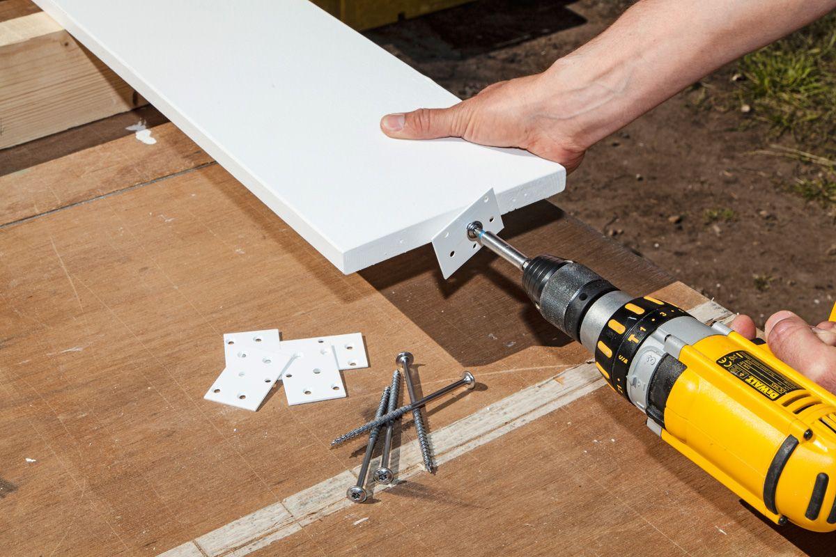 California Dreamin Bau Dir Eine Terrasse Mit Holzdeck Und