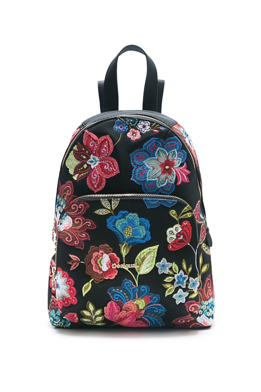e8e4878d0 bolso mochila desigual Moda Europea, Tirantes, Cremalleras, Lima, Mochila De  Moda