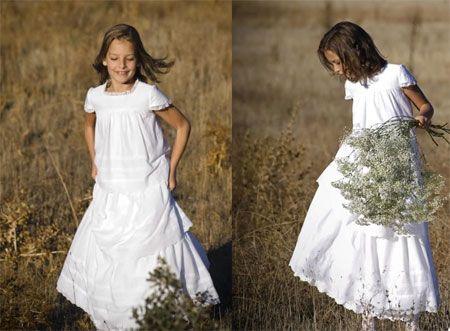 Vestidos comunion nina originales