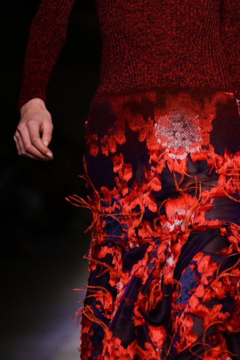 Erdem Ready To Wear Fall Winter 2015 London - NOWFASHION