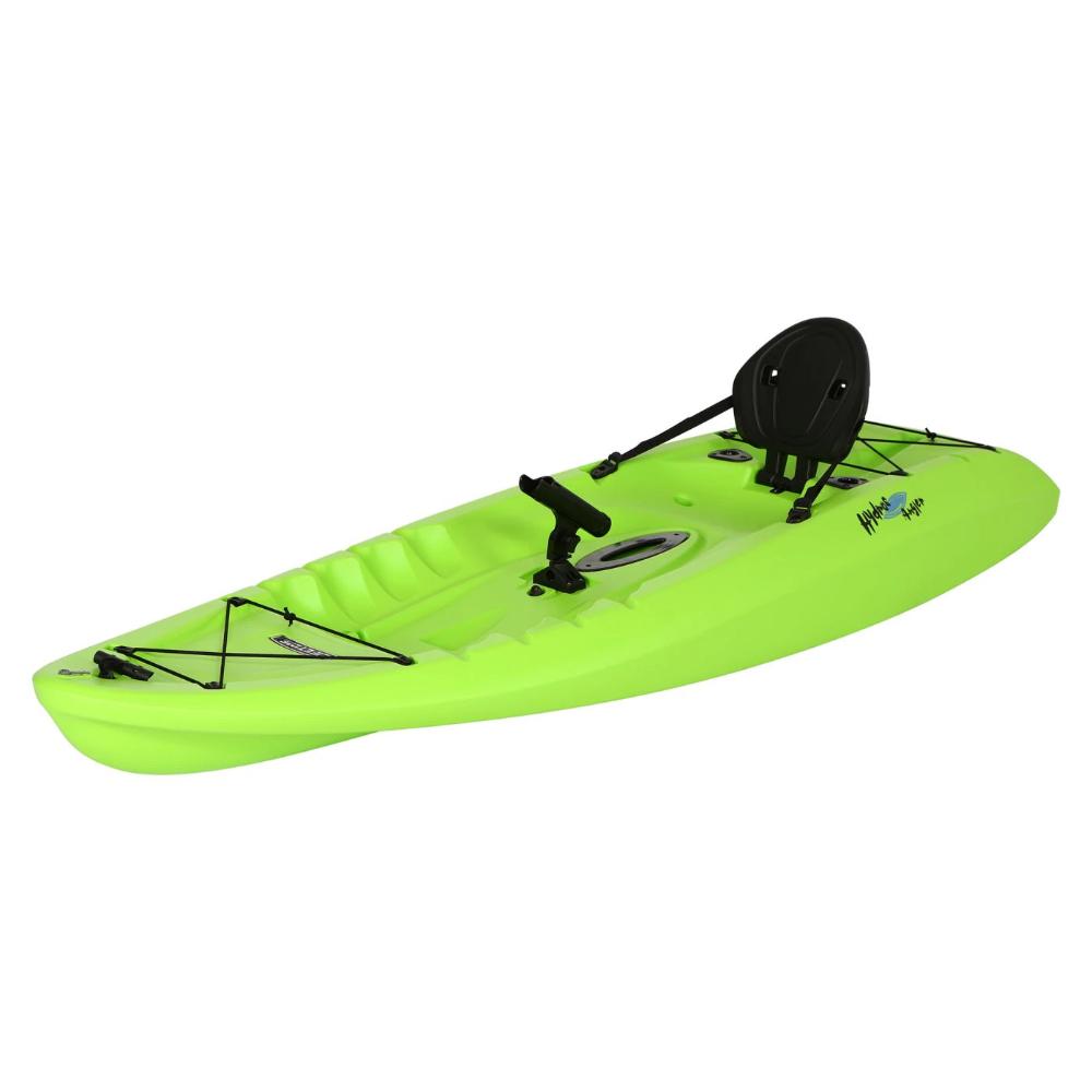 Lifetime Hydros 85 Angler Kayak with Paddle Angler kayak