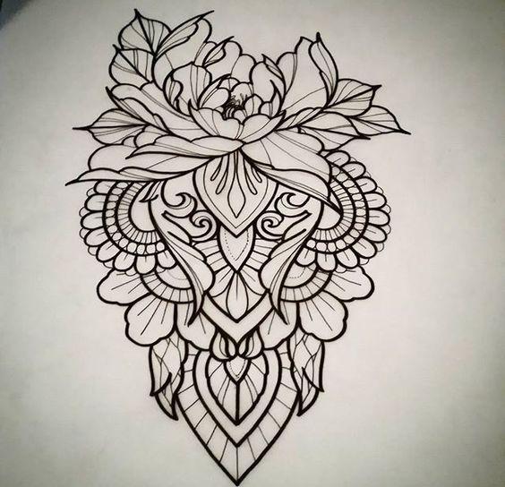 Dise os de mandalas tattoo tatoo and tattos for Disenos de mandalas