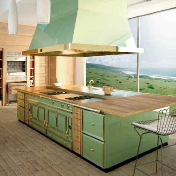 La cuisine design classique et tendance par les meilleurs for Cuisine classique