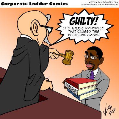 Final, comic strip on financial crisis