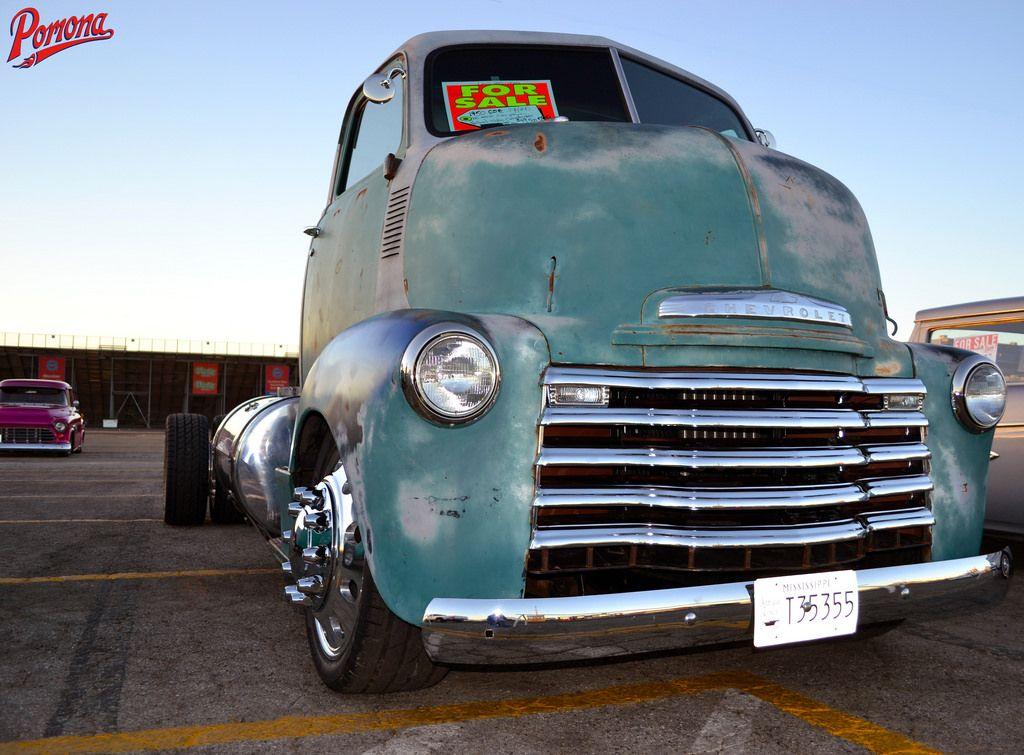 1950 Chevy COE (Pomona Swap Meet) Tags: pomonafavorites ...