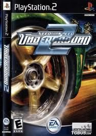 Need For Speed Underground 2 Ps2 Game Ps2 Games Need For Speed Games Need For Speed
