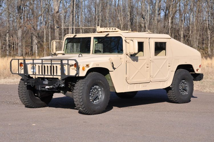 Buy Your Own Second Hand Military Surplus Humvee Man Of Many Army Surplus Vehicles Hummer Truck Military Surplus