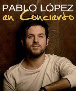 Pablo López En Notikumi Concierto Cantantes Cantantes Españoles