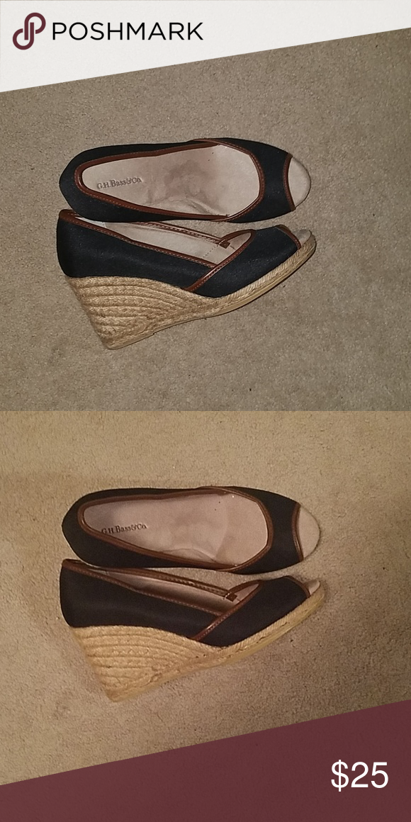 Shoes Wedges G H  Bass & Co  Shoes Wedges   My Posh Picks in
