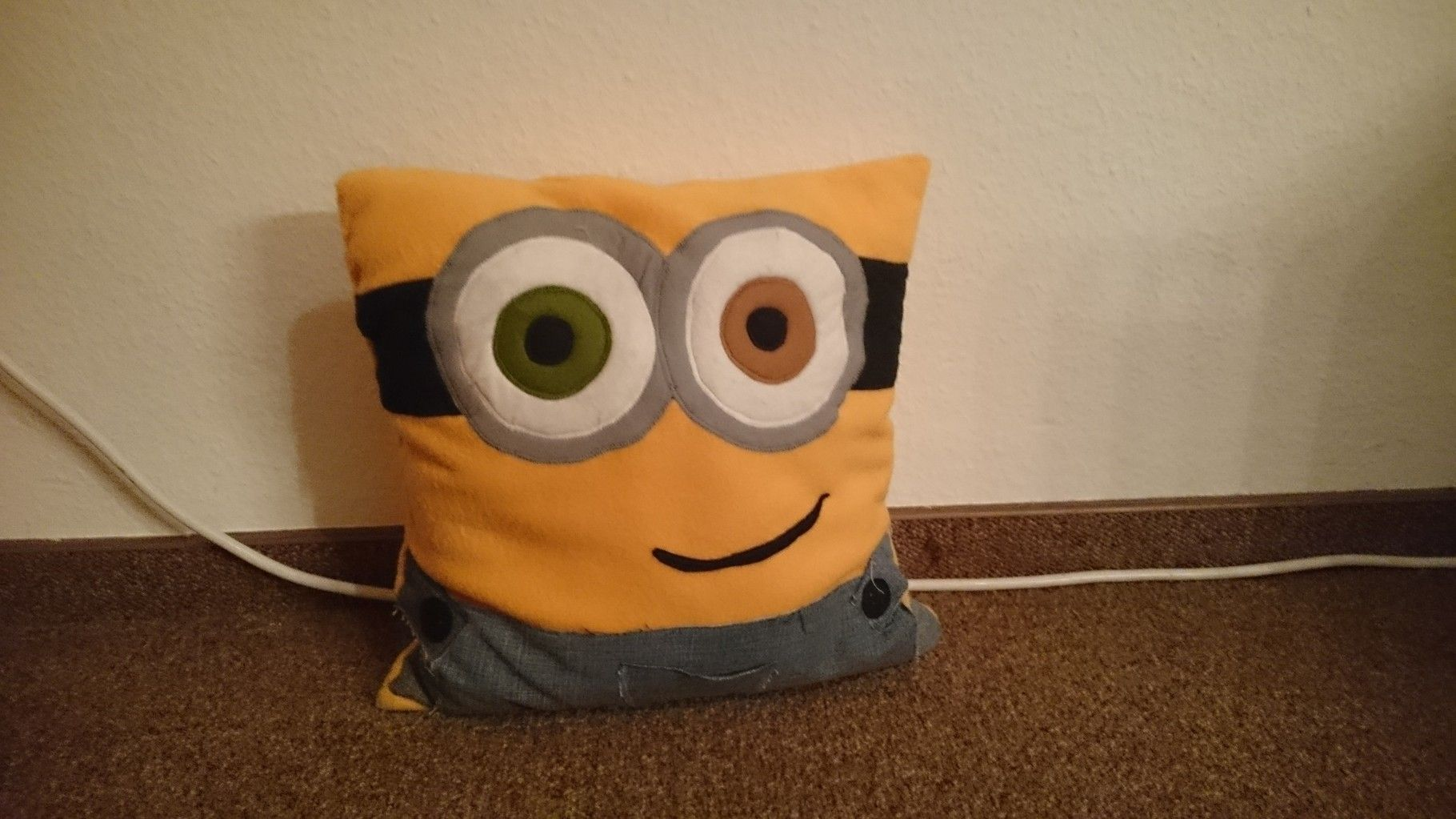 Minion Kissen minion pillow