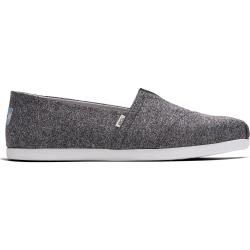 Photo of Toms Schuhe Black Repreve Recycled Classics For Men – Größe 43 Toms