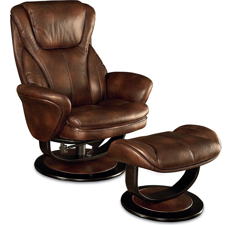 This Lane Reclining Chair And Ottoman Is Upholstered In