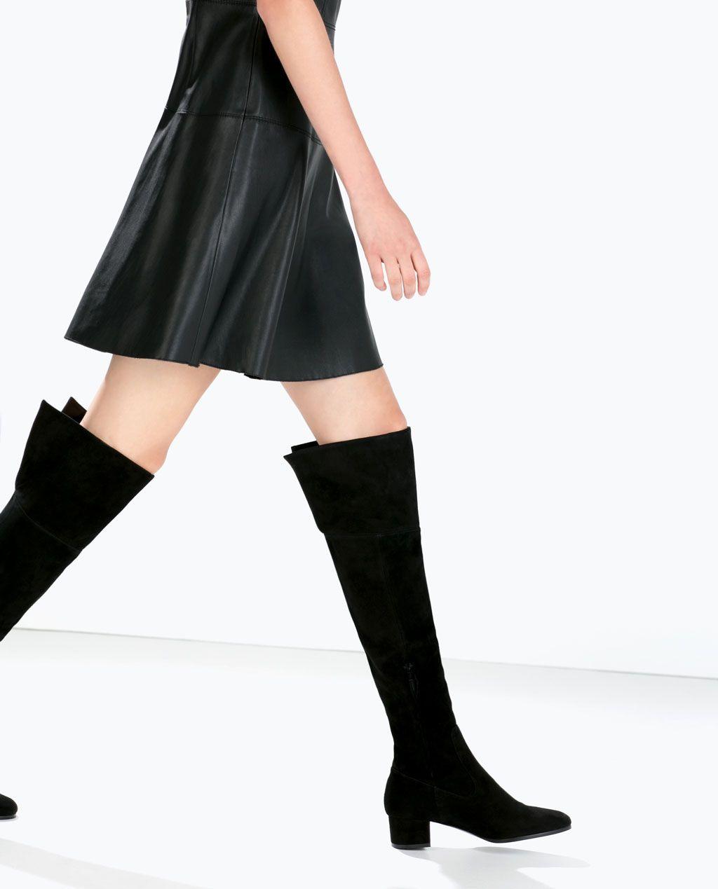 fccf78d3 ZARA - 359 | Style | Pinterest | Botas, Zara e Sapatos