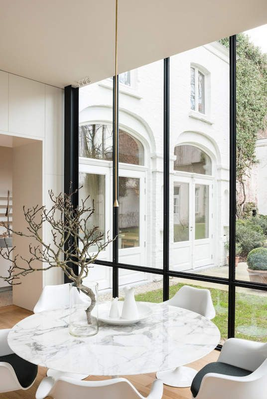 Grandeur et design épuré Architecture, Architects and Room