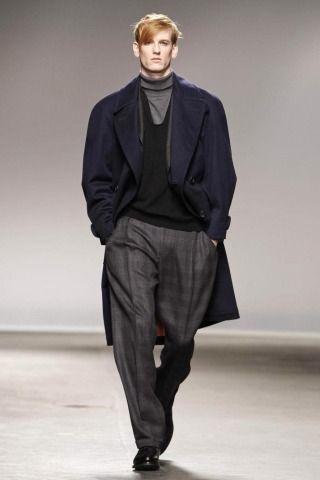 London Menswear A/W 2013   E. Tautz