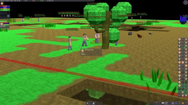 Tactical Craft Online Is A Free To Play Open World Sandbox