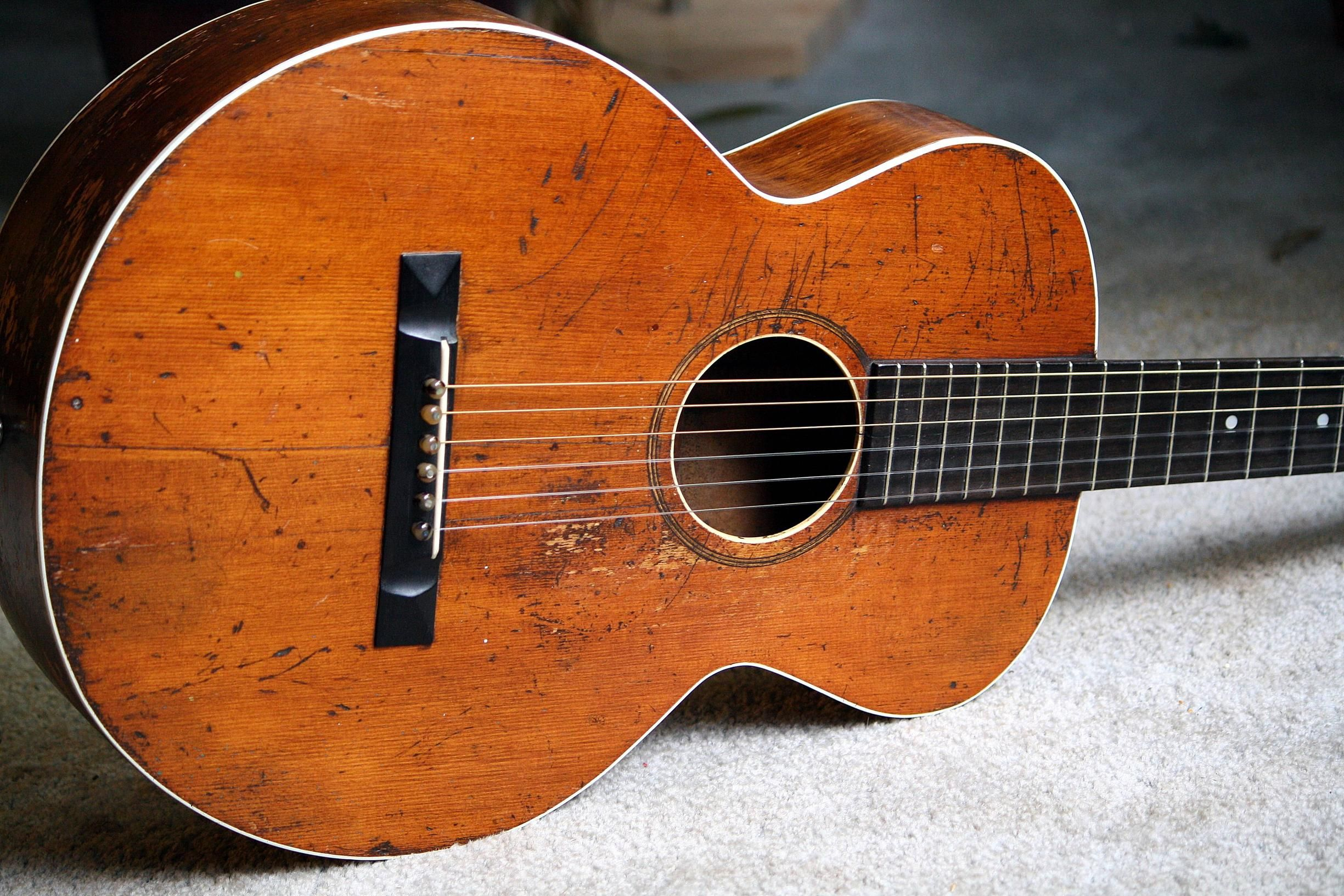 gibson l 1 1926 vintage acoustic guitar all things music gibson acoustic acoustic guitar. Black Bedroom Furniture Sets. Home Design Ideas
