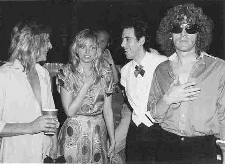 Image result for ellen foley mick ronson