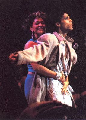 Avec Sheila E.