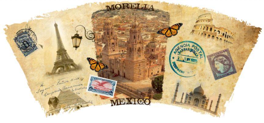 Diseño para taza cónica en venta en el estado de Morelia México