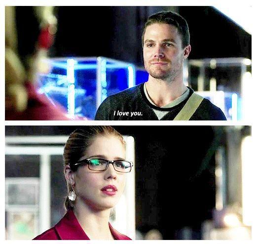 "#Arrow 3x09 ""The Climb"" - Felicity and Oliver"