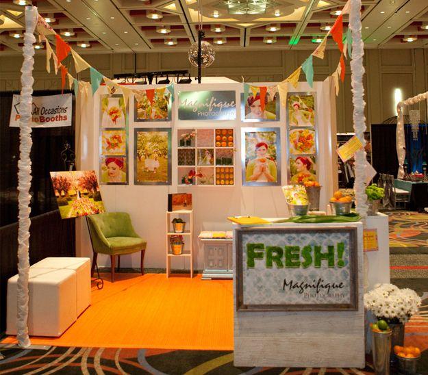 Trade Show Inspiration Magnifique Photography