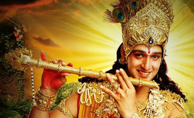 Star Plus Serial Mahabharat Title Song Lyrics Lord Krishna Wallpapers Krishna Wallpaper Krishna Photos