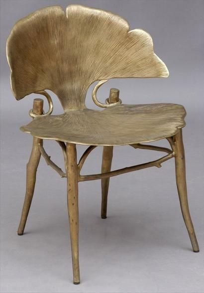 Claude Lalanne Gingko Chair