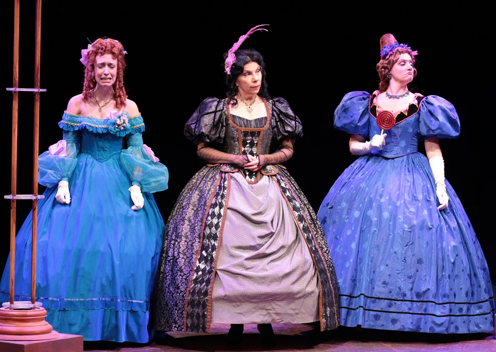 A sweet fairy tale come to life - CINDERELLA at Marriott ...