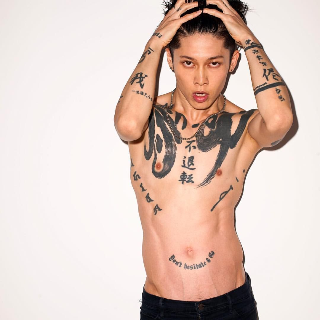 "Terry Richardson on Instagram: ""Miyavi!! @miyavi_ishihara "" (With ..."