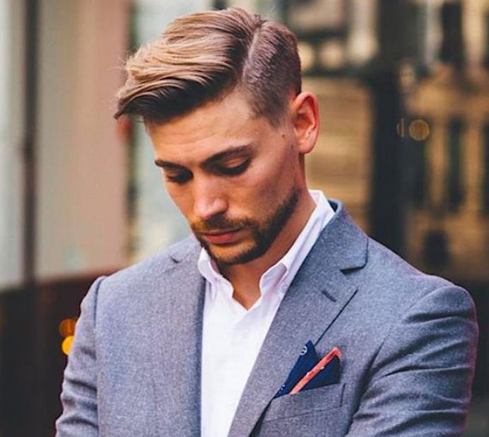 Sideparthairstyleformen Men Hair Styles Mens Hairstyles