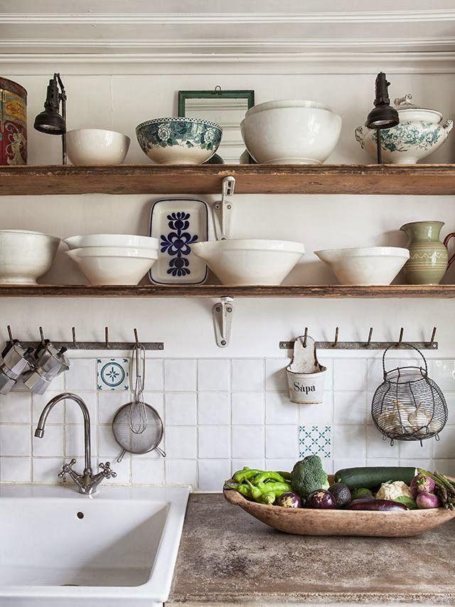 Ideas para renovar una cocina pequeña. | DECO | Pinterest | Cocina ...