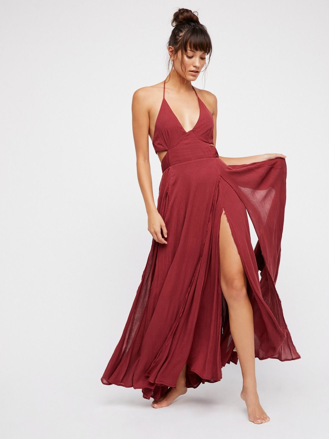 d5a7cc01e77 Endless Summer Dogwood Lille Maxi Dress at Free People Clothing Boutique