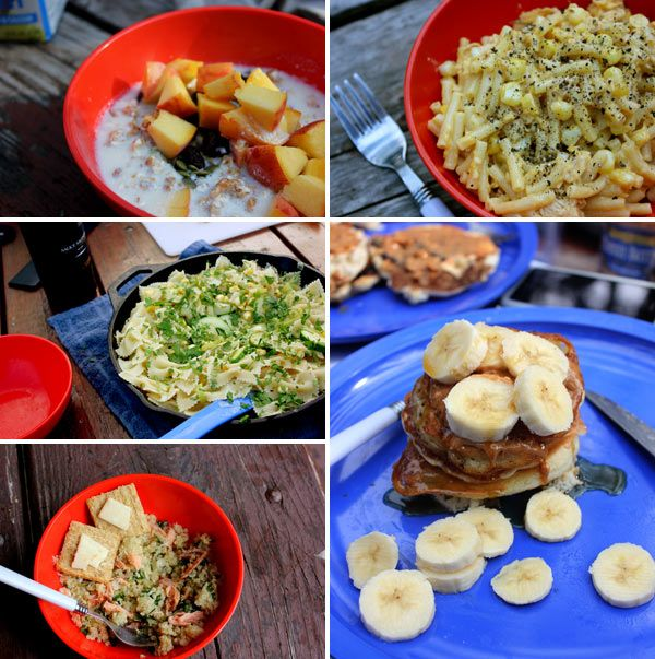 12 Easy Recipes For Camping: Camping Meals, Food, Meals
