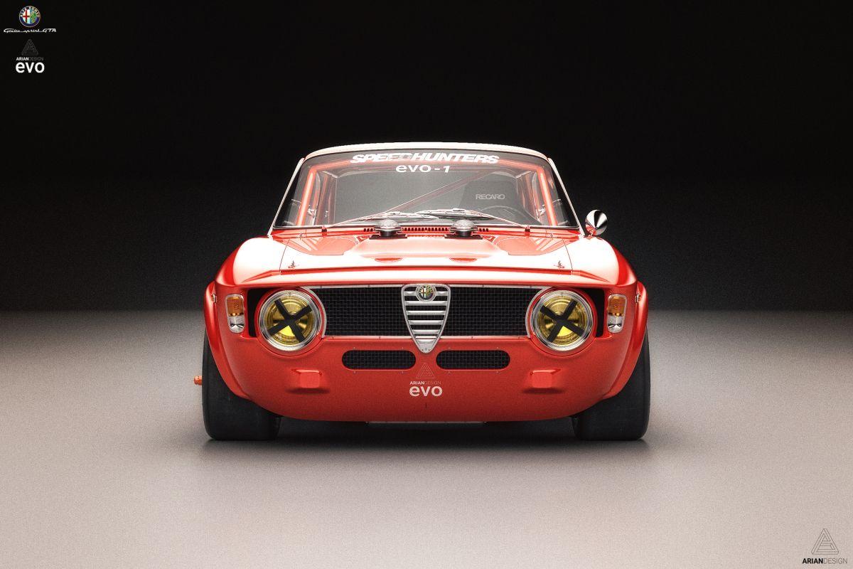 Alfa Romeo Guilia GTA