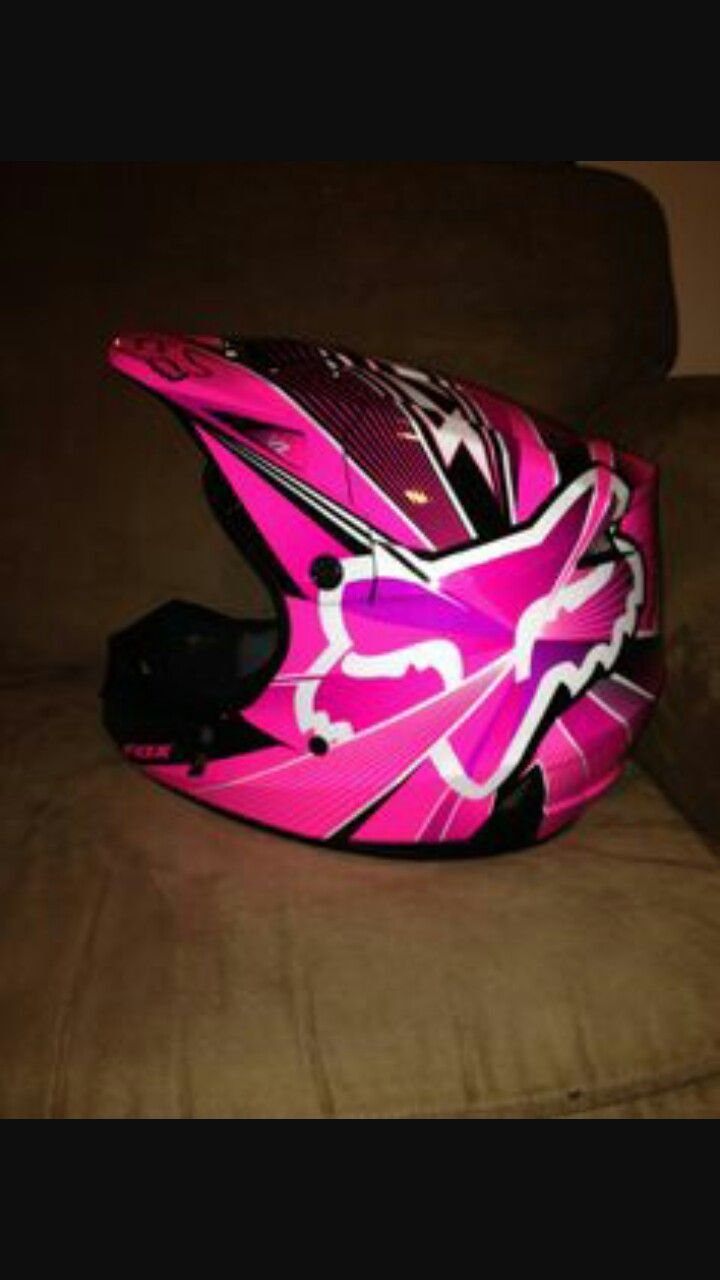 Pin By Kaylee Payne On Stuff I Want For Christmas Dirt Bike Gear Pink Dirt Bike Bike Gear
