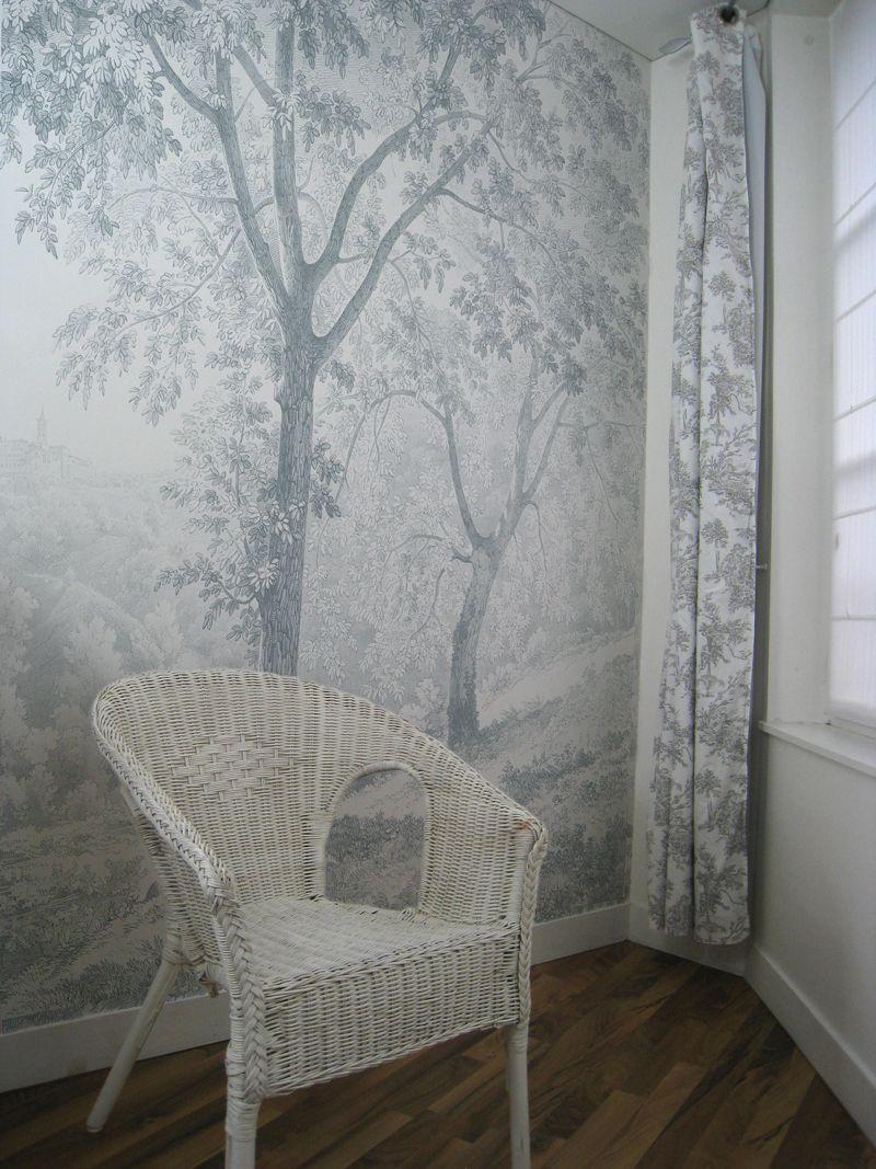 Papier peint panoramique - Paysage Italien | deco | Pinterest ...