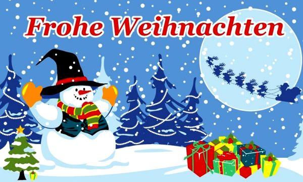 Frohe Weihnachten GB Pic