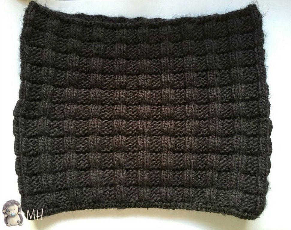 Cuellos de lana para principiantes   Cuellos de lana, Lana y Es facil