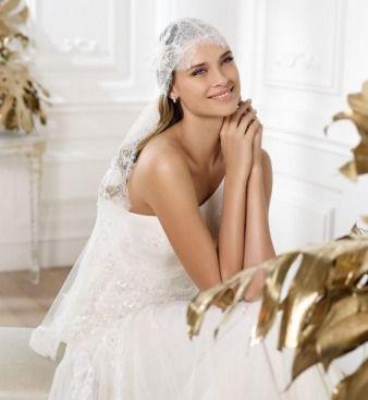 velos estilo pirata llenos de delicadeza | vestidos de novia