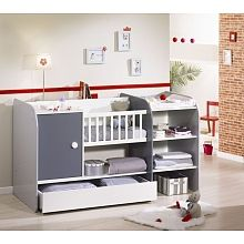 Babies r us lit chambre transformable volutif lena for Chambre bebe toys r us