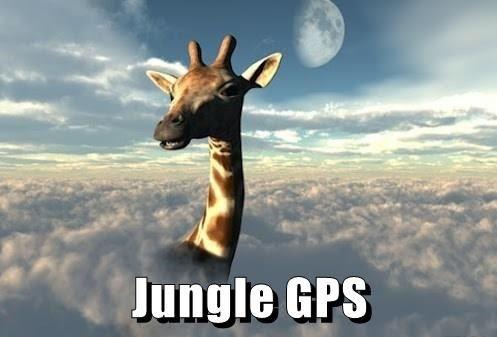 Jungle GPS