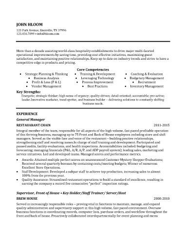How to write customer service resume The Definitive Guide Skills - objective for a customer service resume