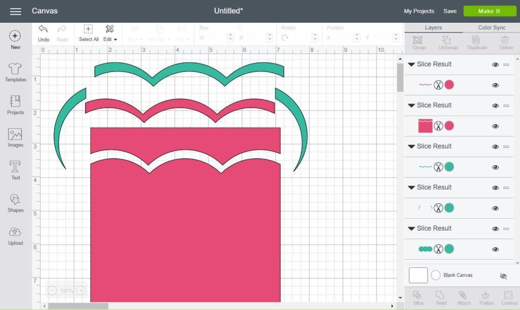 How To Make A Curved Line In Cricut Design Space Free Svg Curvy Lines Cricut Design Cricut Design Studio Cricut