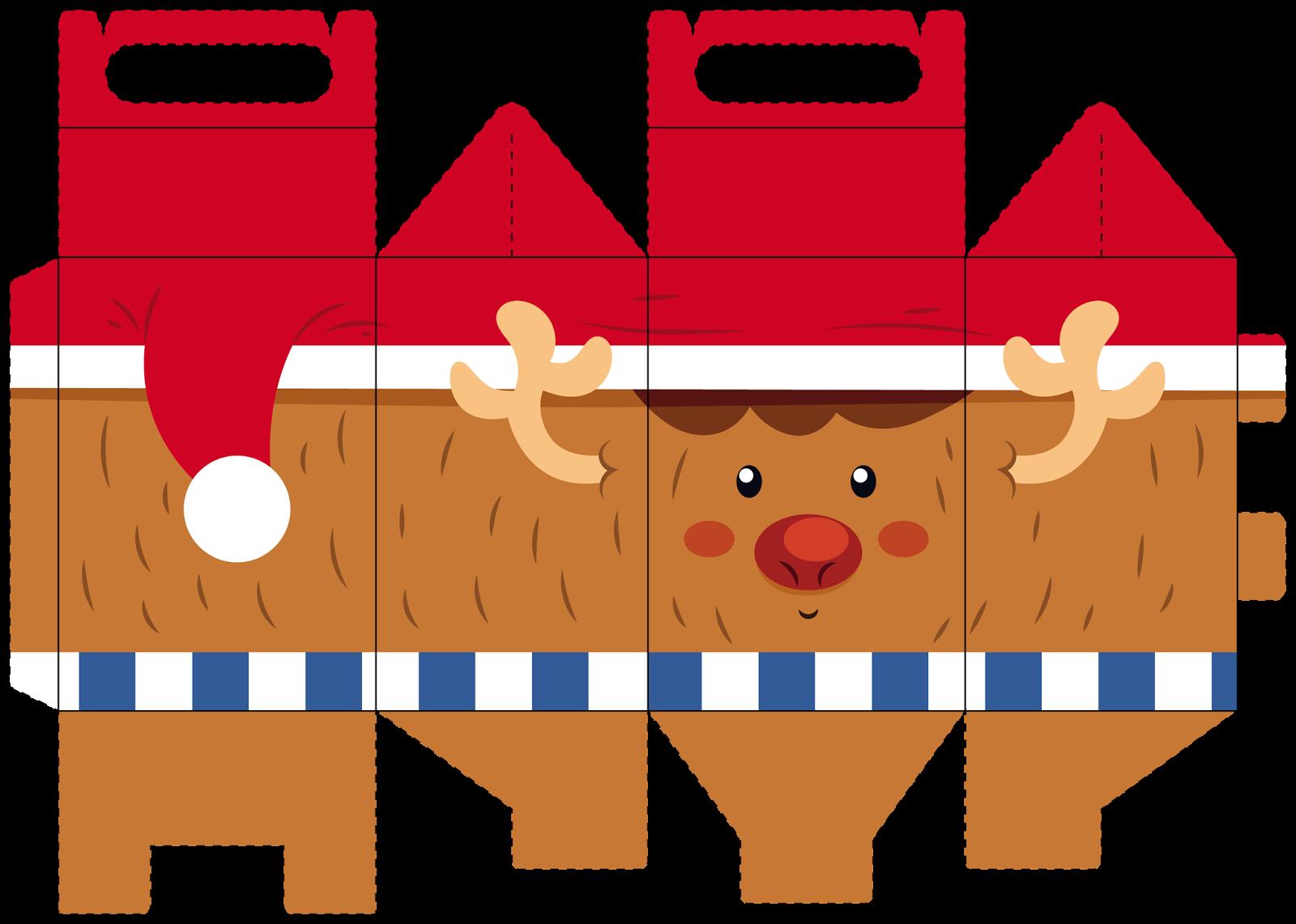 Caixinhas De Natal Caixas De Natal Para Imprimir Natal E Fotos